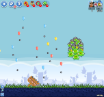 Angry Birds Friends Золоте Яйцо 4