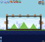 Angry Birds Friends Золоте Яйцо 7