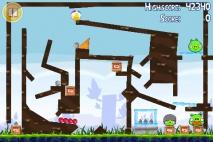 Angry Birds Золотое Яйцо 1