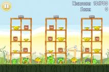 Angry Birds Золотое Яйцо 14