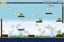 Angry Birds Золотое Яйцо 3