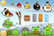 Angry Birds Золотое Яйцо 4