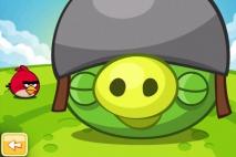 Angry Birds Золотое Яйцо 7