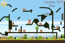 Angry Birds Золотое Яйцо 8