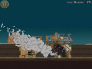 Angry Birds: Могучий Орёл в действии 2