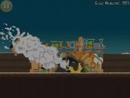 Angry Birds: Могучий Орёл в действии 3