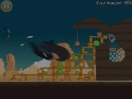 Angry Birds: Могучий Орёл в действии