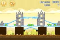 Angry Birds Mighty Hoax уровень 5-20