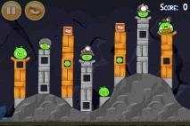 Angry Birds Mine and Dine уровень 15-11