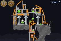 Angry Birds Mine and Dine уровень 15-2