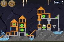 Angry Birds Mine and Dine уровень 15-6