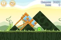 Angry Birds Poached Eggs уровень 2-9