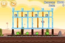 Angry Birds Poached Eggs уровень 3-11