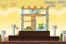Angry Birds Poached Eggs уровень 3-12