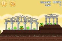Angry Birds Poached Eggs уровень 3-20